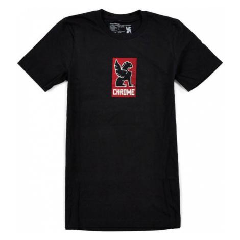 Chrome Industries Lock Up T-Shirt černé AP-143-BK