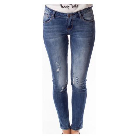 Kalhoty Heavy Tools Fira blue