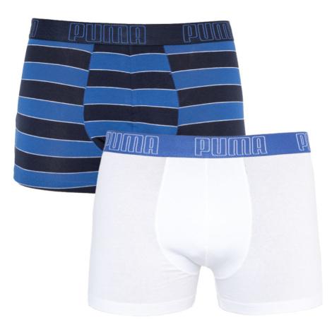 2PACK pánské boxerky Puma vícebarevné (501001001 010)
