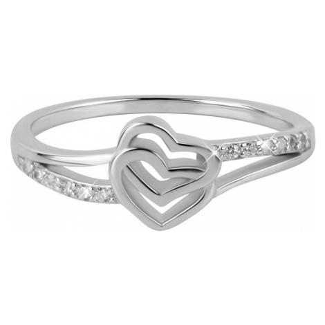 Troli Zamilovaný prsten se srdíčky