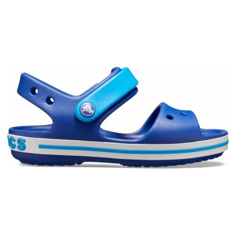 Crocs Crocband Sandal Kids Cerulean Blue/Ocean C5