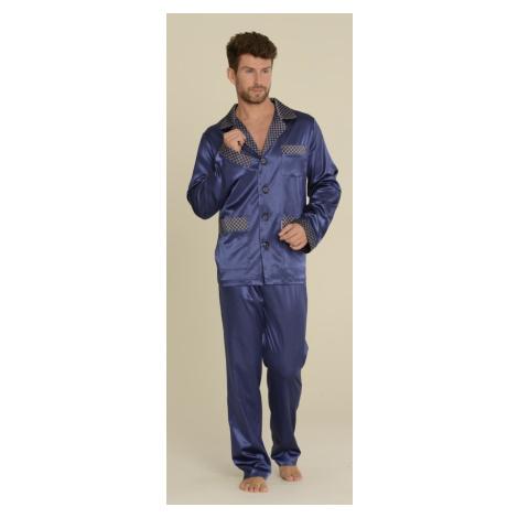 Pánské pyžamo SATYNA 939 - DE LAFENSE