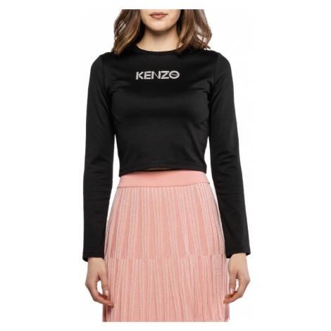 Černé tričko - KENZO