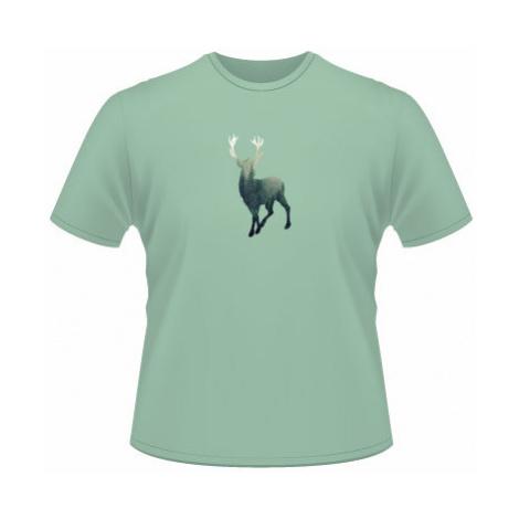 Pánské tričko SuperStar Jelen lesní