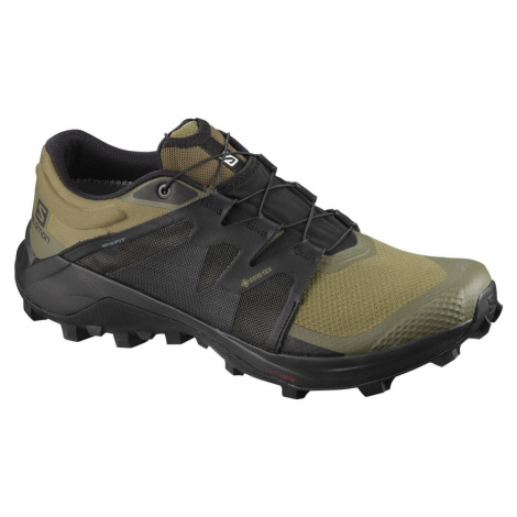 Salomon Wildcross GTX - Martini Olive/Black/Olive Night