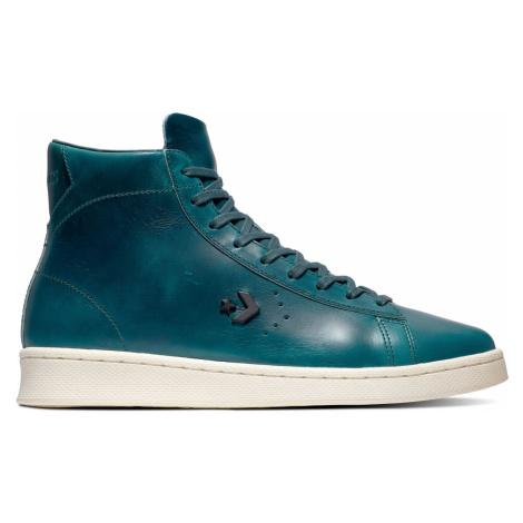 Converse Pro Leather Unlined Leather zelené 168751C