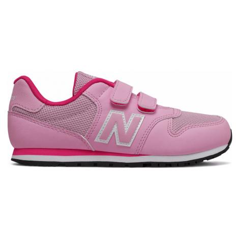 New Balance YV500RK Junior růžové YV500RK