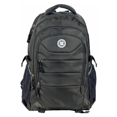 Paso Školní batoh Classic hnědý