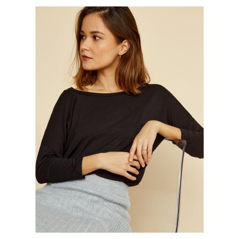 ZOOT Baseline černé dámské tričko Leticia