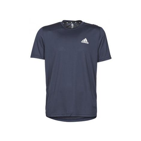 Adidas M PL T Modrá