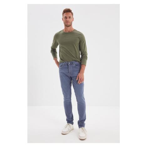 Trendyol Blue Men's Slim Fit Jeans