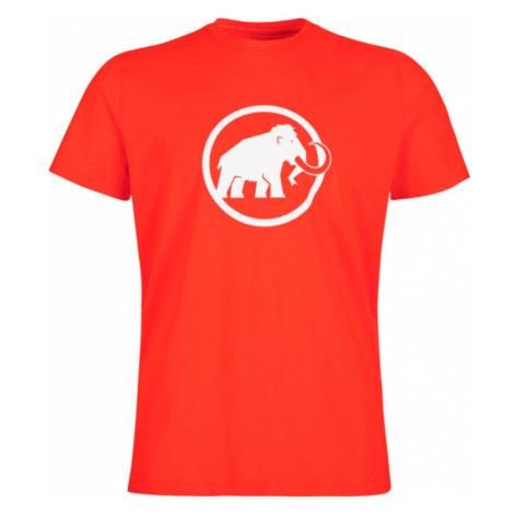 Pánské tričko Mammut Logo T-Shirt Men spicy