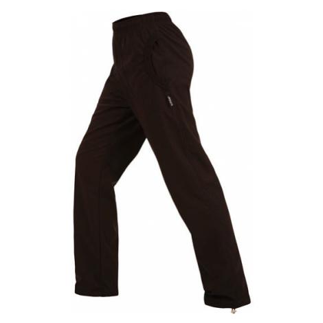 Dětské kalhoty zateplené Litex 99482 | černá