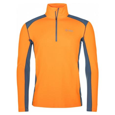 Pánské funkční tričko KILPI WILKE oranžová