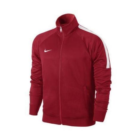 Bunda Nike Team Club Trainer Červená