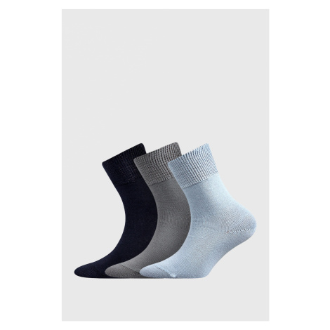 3 PACK chlapeckých ponožek Romsek Boma