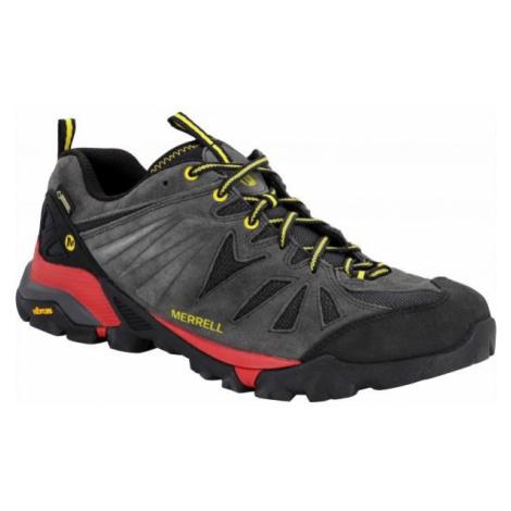 Merrell CAPRA GORE-TEX černá - Pánská treková obuv