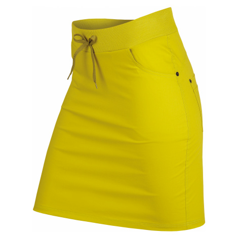 LITEX Sukně sportovní 99588104 žlutozelená