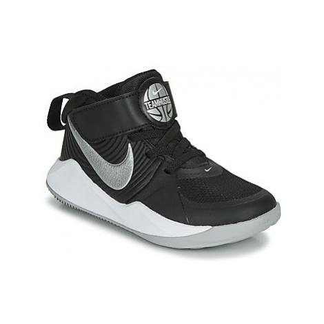 Nike TEAM HUSTLE D 9 PS Černá