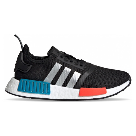 Adidas Nmd_R1 Junior Core Black/Silver Met./Solar Red černé FX5024