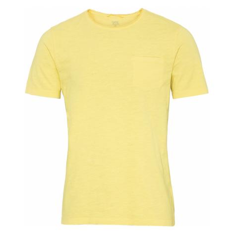 Tričko Camel Active H-T-Shirt 1/2 Arm - Žlutá