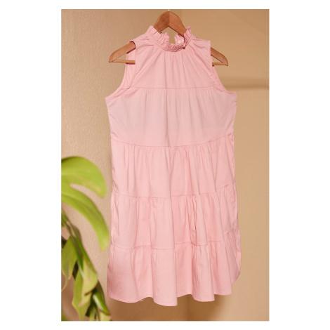 Dámské šaty Trendyol Wide Cut