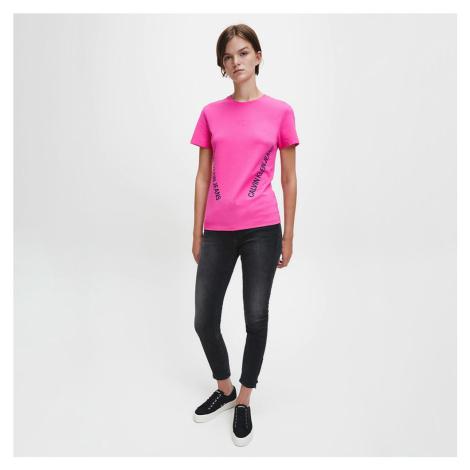 Calvin Klein dámské růžové triko
