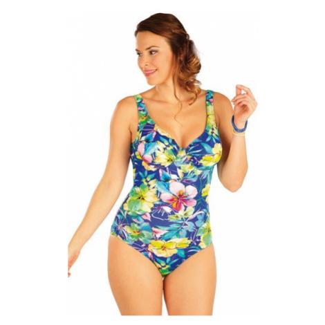 Dámské jednodílné plavky s kosticemi Litex 63247 | viz. foto