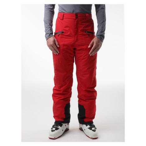 LOAP OLIO Pánské lyžařské kalhoty OLM2024G53G Racing Red