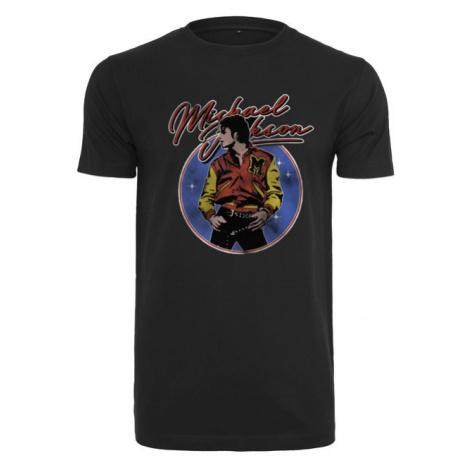 Mr. Tee Michael Jackson Circle Tee black