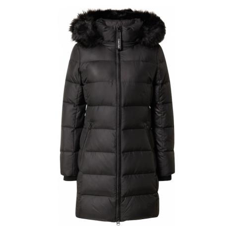 Calvin Klein Přechodný kabát černá