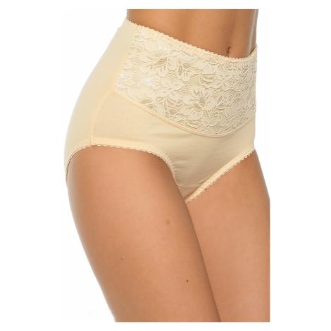 Stahovací kalhotky Ala beige Mitex
