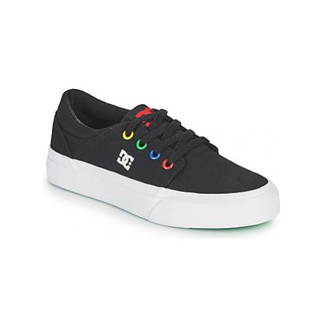 DC Shoes TRASE B SHOE KMW Černá