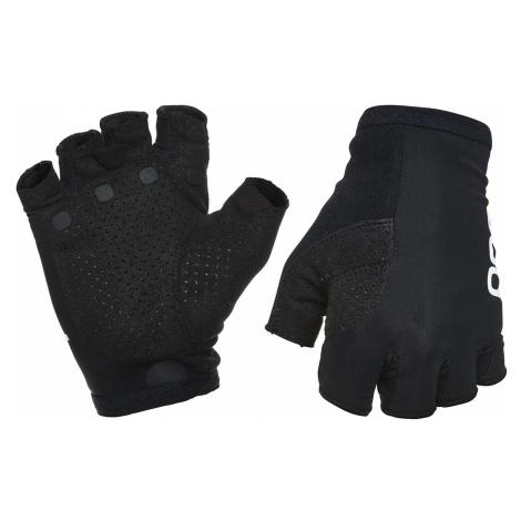 Cyklistické rukavice POC ESSENTIAL SHORT černá