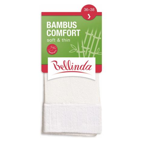 Dámské ponožky BAMBUS COMFORT soft-thin - BELLINDA