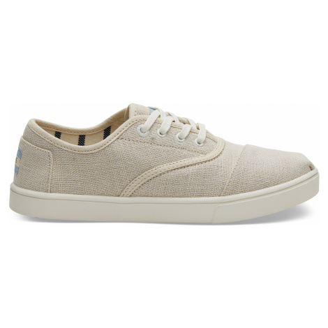 Natural Heritage Canvas Women Cord Sneak Toms