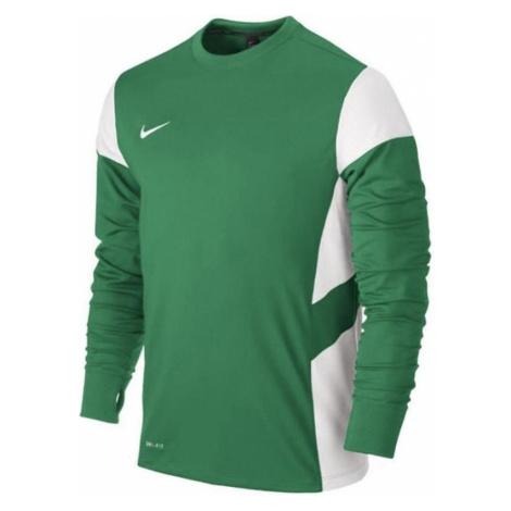 Mikina Nike Midlayer Academy 14 Zelená / Bílá
