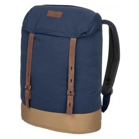 Loap JUSSI tmavě modrá - Městský batoh