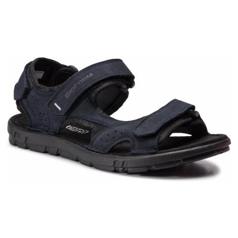 Sandály NIK - 06-0352-02-8-09-03 Tmavomodrá