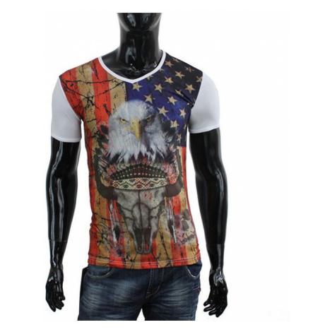 CARISMA tričko pánské 4184 krátký rukáv