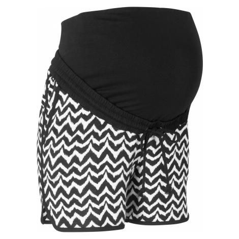 Těhotenské šortky na teplé letní dny Bonprix