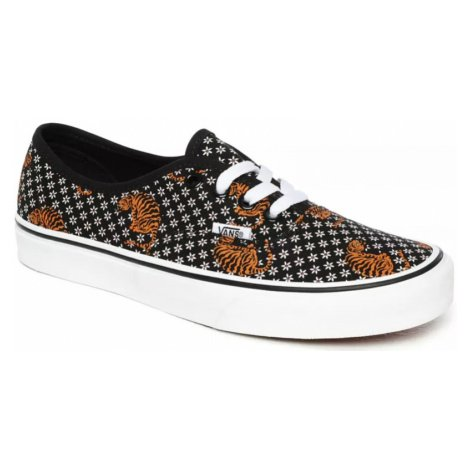 Boty Vans Authentic tiger floral black/true white