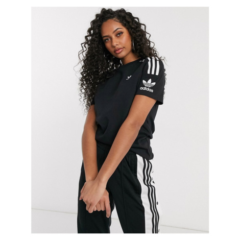 Adidas Originals Locked Up t-shirt in black