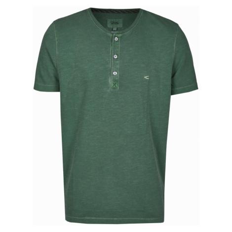 Tričko Camel Active H-T-Shirt 1/2 Arm - Zelená