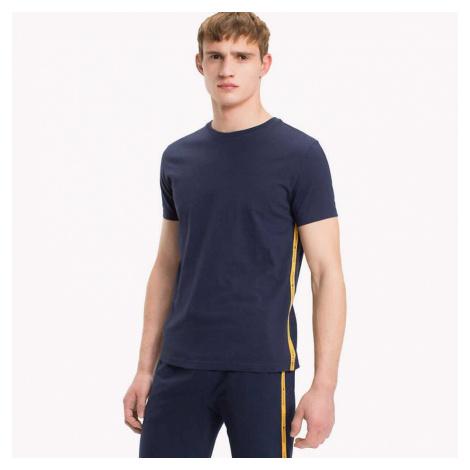 Tmavě modré tričko Modern Classic Tee Tommy Hilfiger