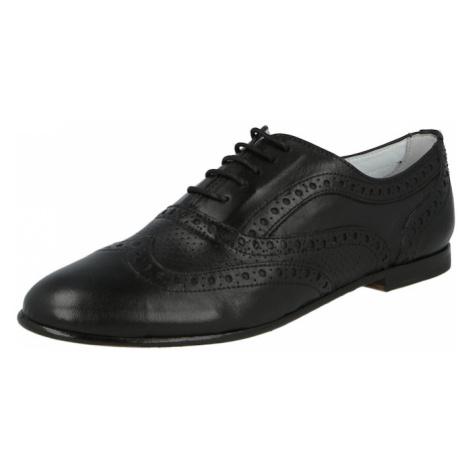 MELVIN & HAMILTON Šněrovací boty 'Sonia' černá