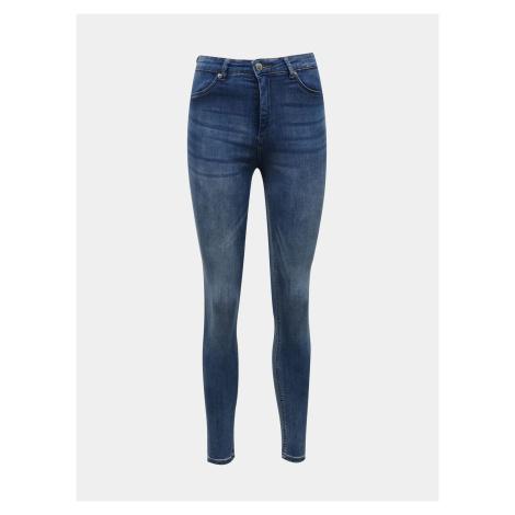 Tally Weijl modré skiny fit džíny