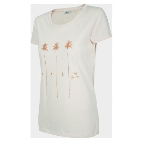 Dámské tričko Outhorn TSD617 Světle růžové