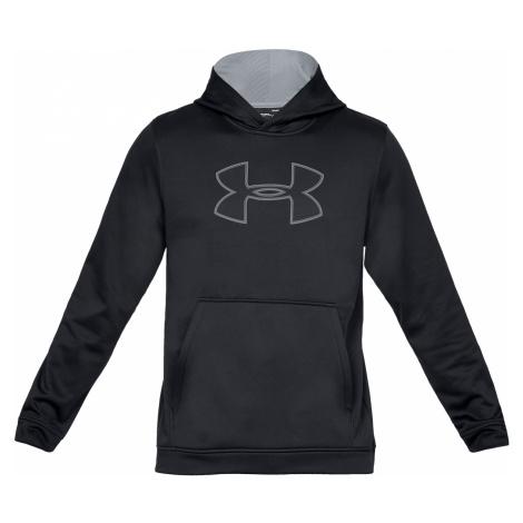 ikina Under Armour Performance Fleece Graphic Hoody - černá