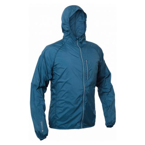 Pánská bunda Warmpeace Forte moroccan blue